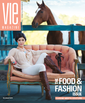 the food and fashion issue march april 2013