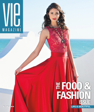 the food and fashion issue vie magazine march april 2015