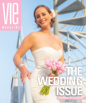 the wedding issue vie magazine may june 2014