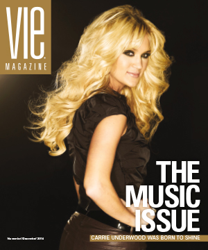 the music issue vie magazine 2014 november december
