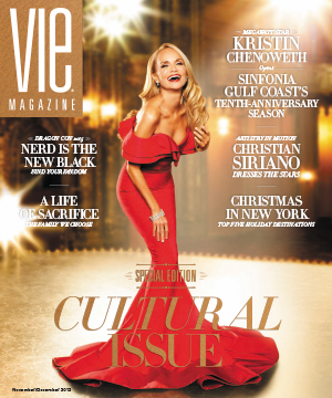 cultural issue vie magazine november december 2015