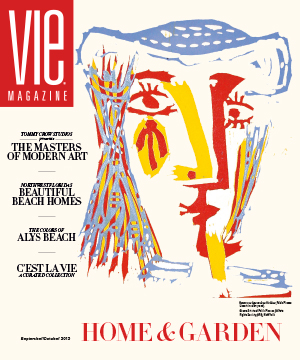home and garden issue vie magazine september october 2015