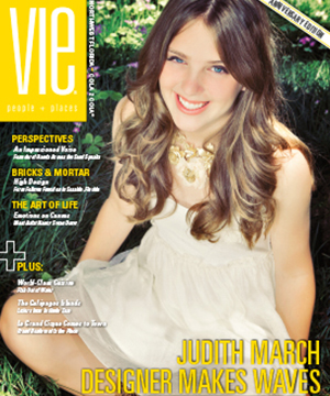 judith march designer vie magazine summer 2010