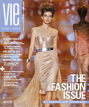 the fashion issue vie magazine winter 2011