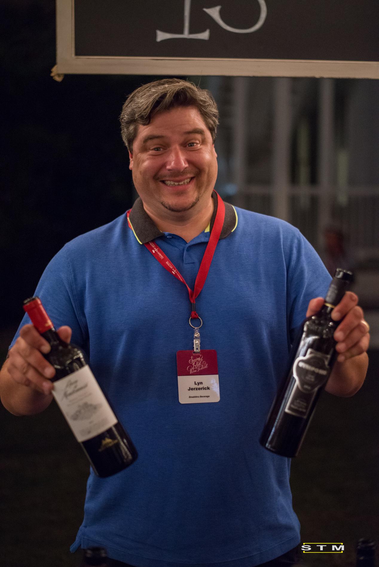 Vintners Seeing Red Wine Fest 2016
