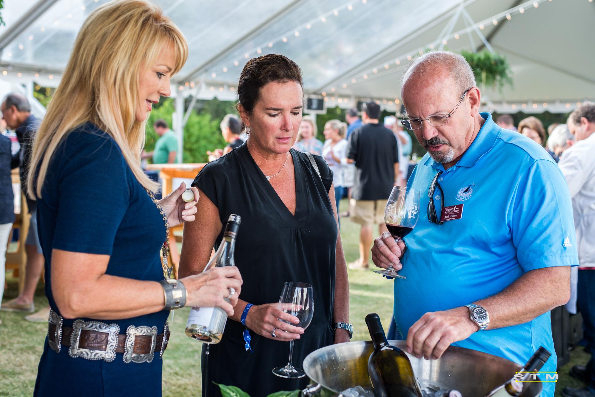 McNeese Wines Seaside Florida Seeing Red Wine Fest