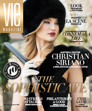 VIE Magazine - Nov/Dec 2016 The Sophisticate Issue