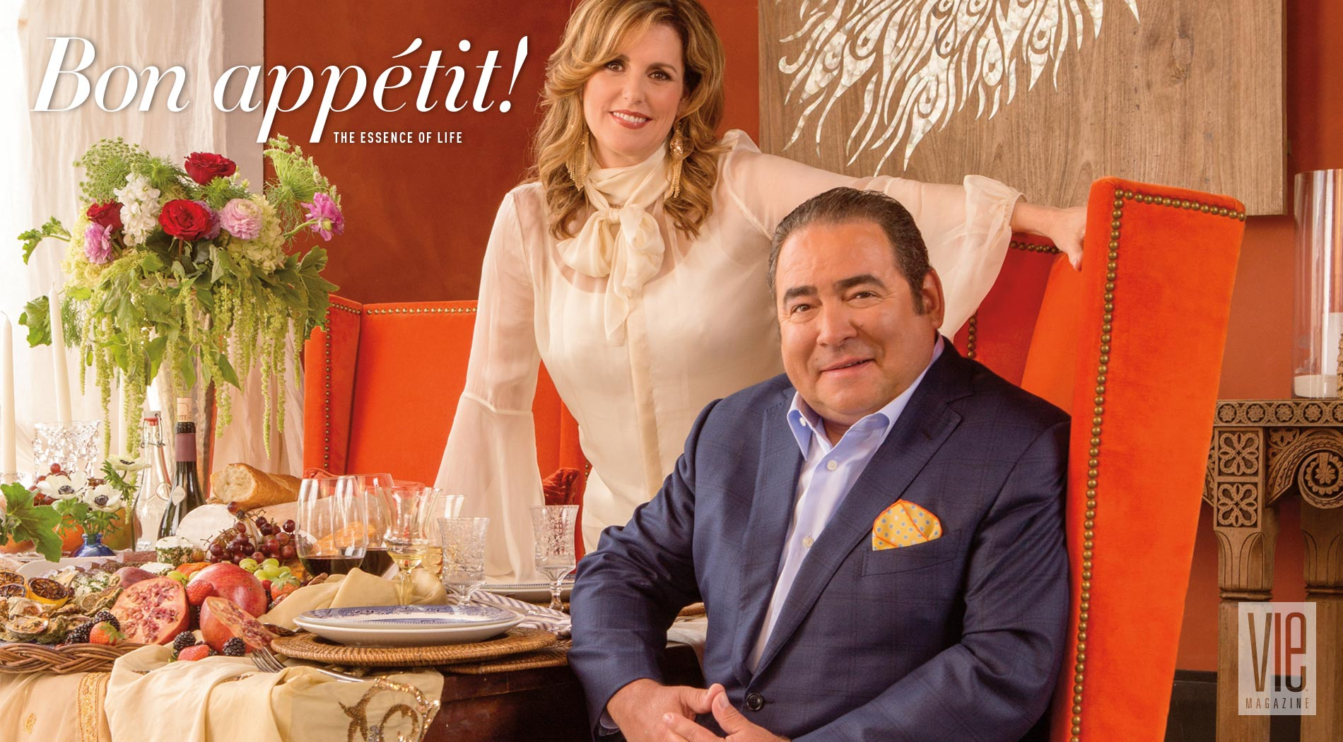 VIE Magazine - Bon Appetit