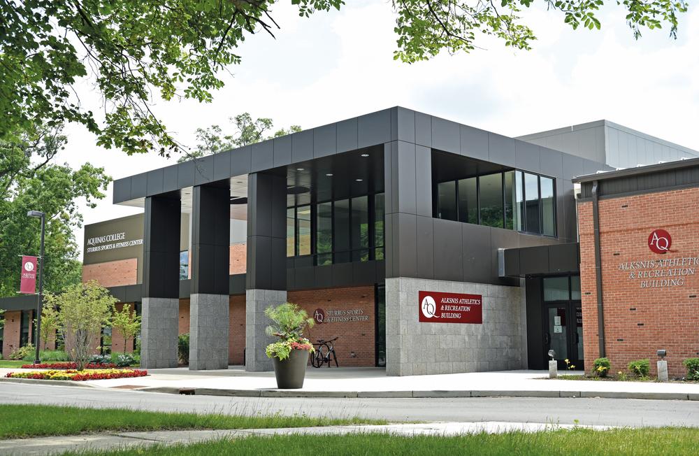 Aquinas College in Tullycross Connemara Life 2016 Voyager