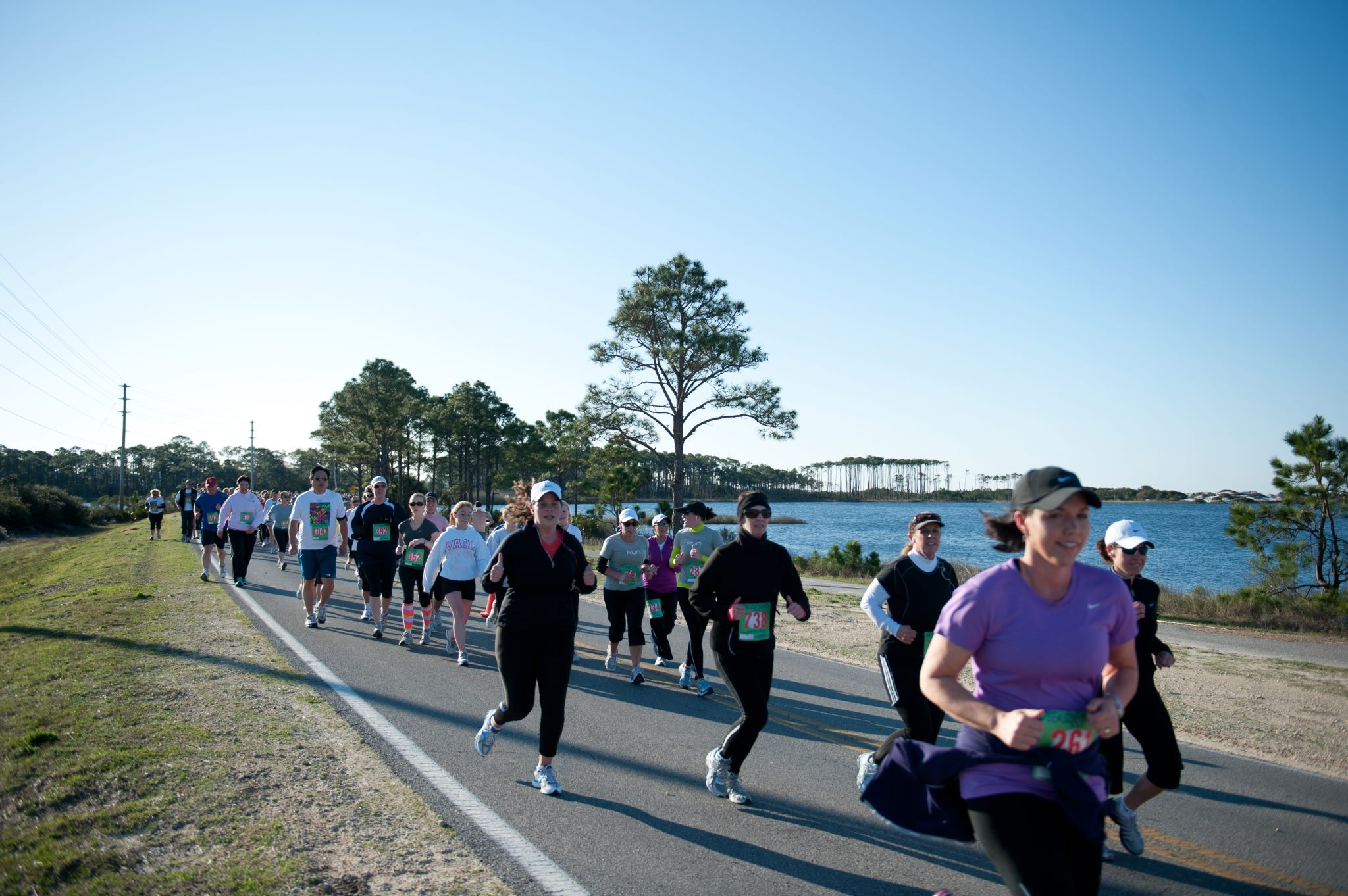 Seaside Neighborhood School Half Marathon & 5K