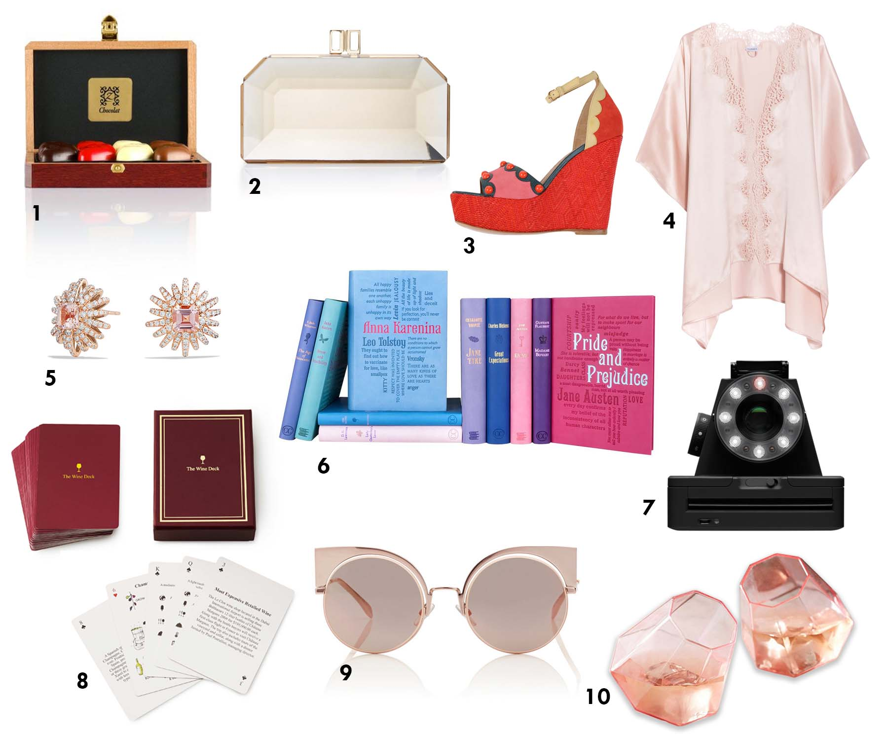 Valentine's Day C'est La VIE 2017 items