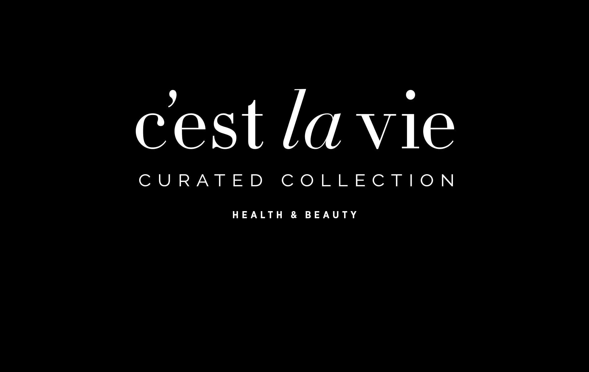 c'est la vie health and beauty VIE Magazine january 2017 luxury products