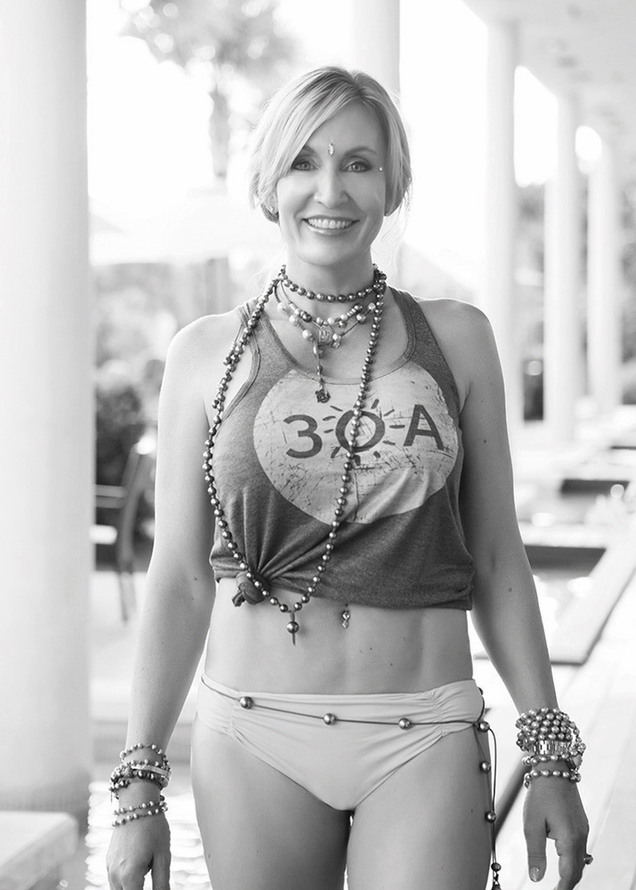 Angela Ragsdale Owner/Instructor at 30A Namaste Yoga, Lululemon Brand Ambassador
