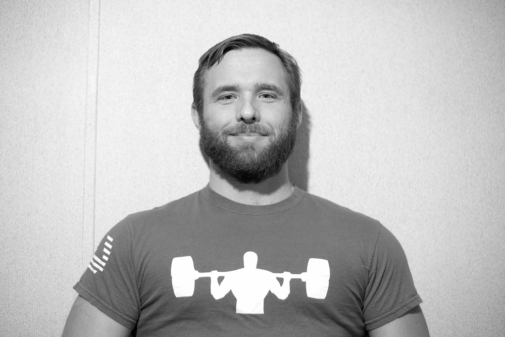 Jacob Summers Certified Personal Trainer, Strongman Competitor
