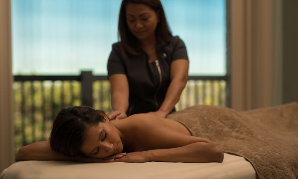 Massages at Henderson Inn Beach Resort Spa