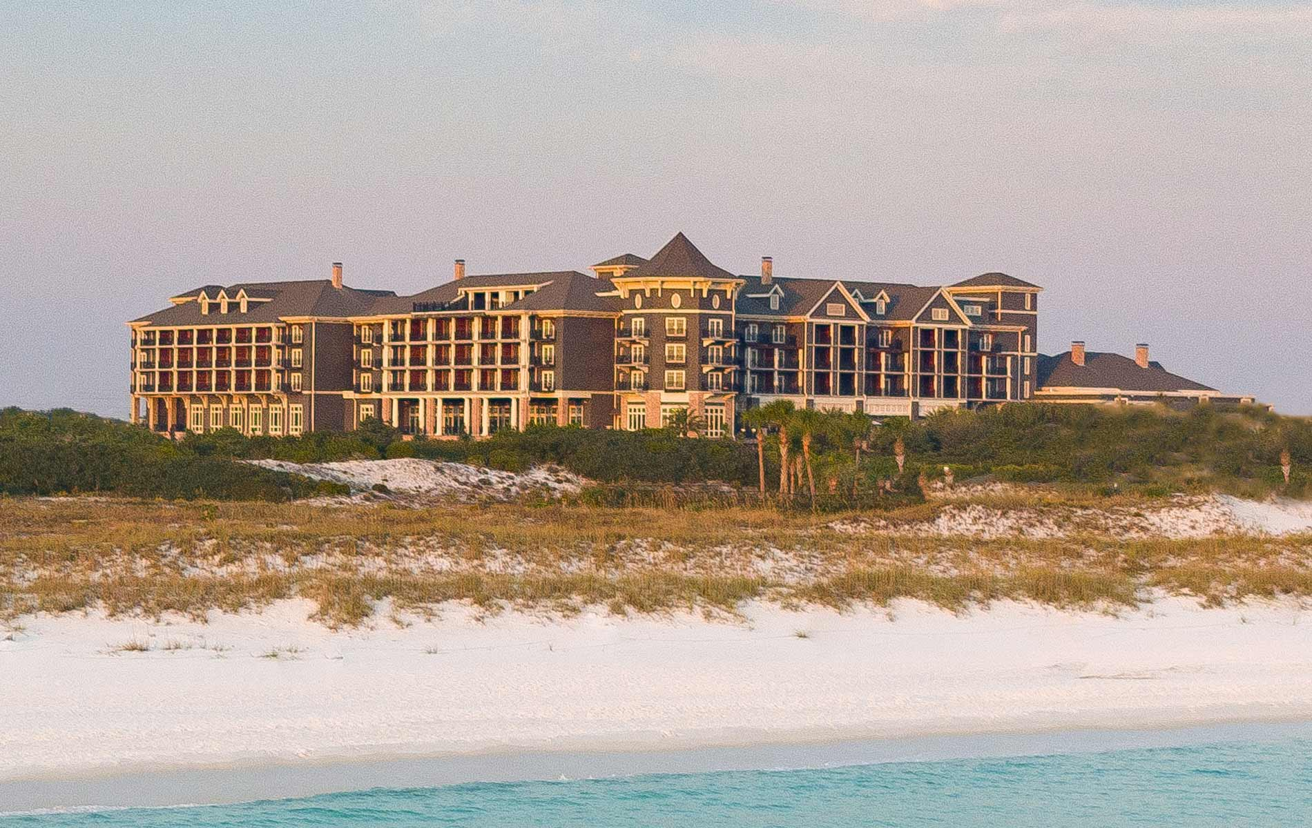 Henderson Beach Resort located in Destin, Florida
