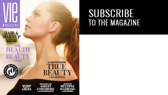 vie magazine subscribe button