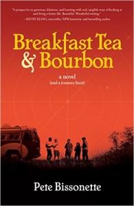 Breakfast Tea and Bourbon novel and treasure hunt on Amazon