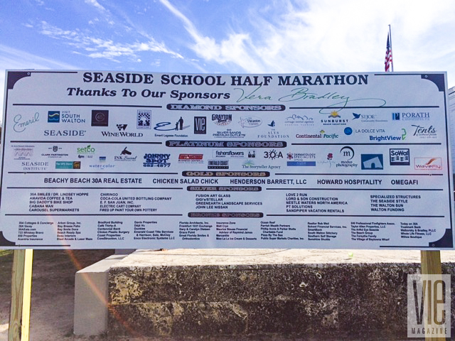 Seaside School Half Marathon & 5K 2017 The Expo