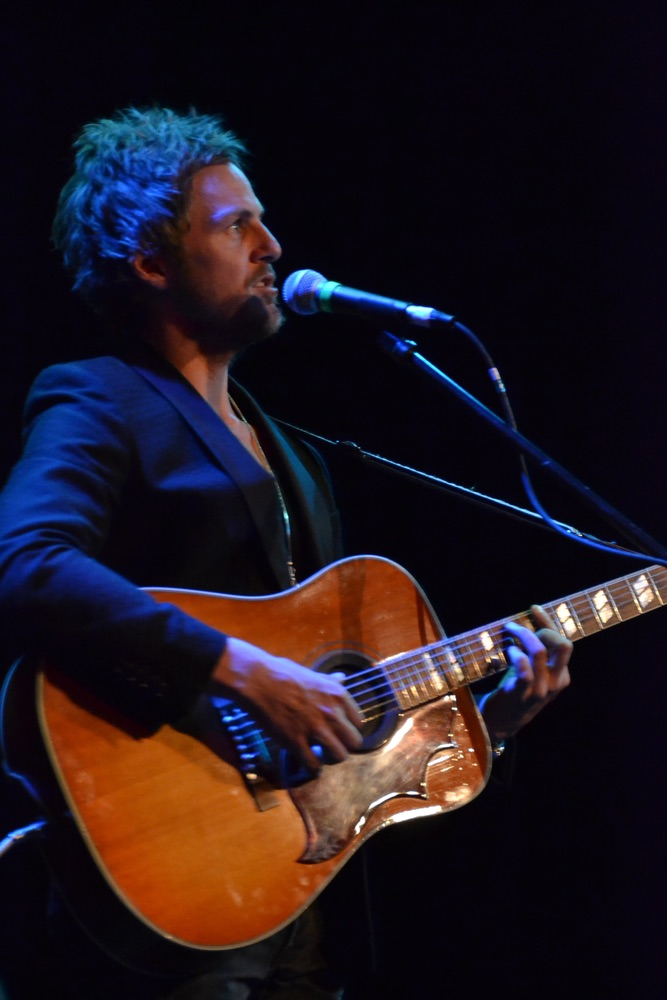 Charlie Mars performs at 2015 30A Songwriters Festival