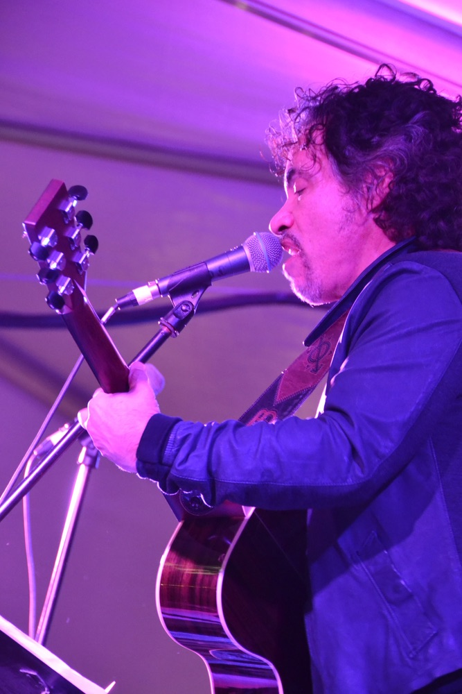John Oates performs at 2015 30A Songwriters Festival