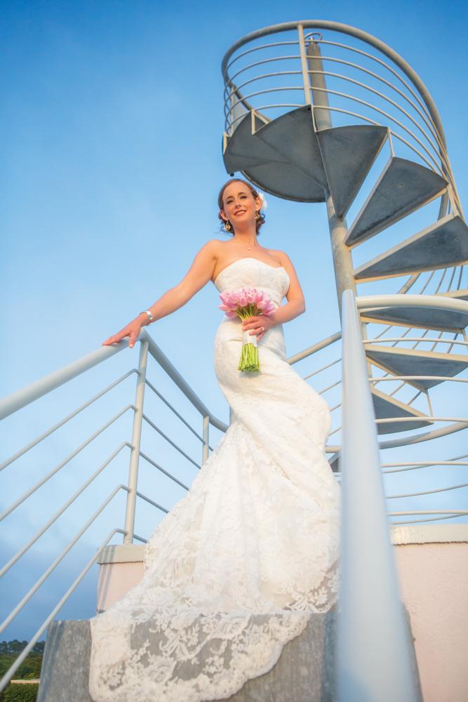 Stairway to Heaven, Ruskin Place, Seaside Florida.