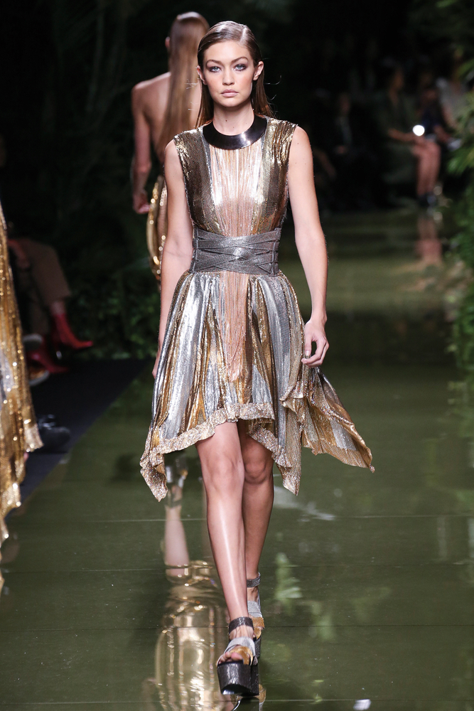 Fashion trends we love, Designer Balmain