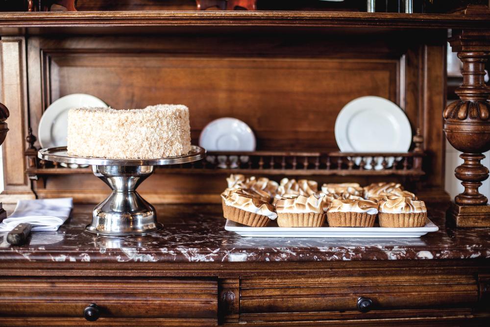 Delicious desserts by Frank Stitt Birmingham Alabama Chez Fon Fon French Bistro