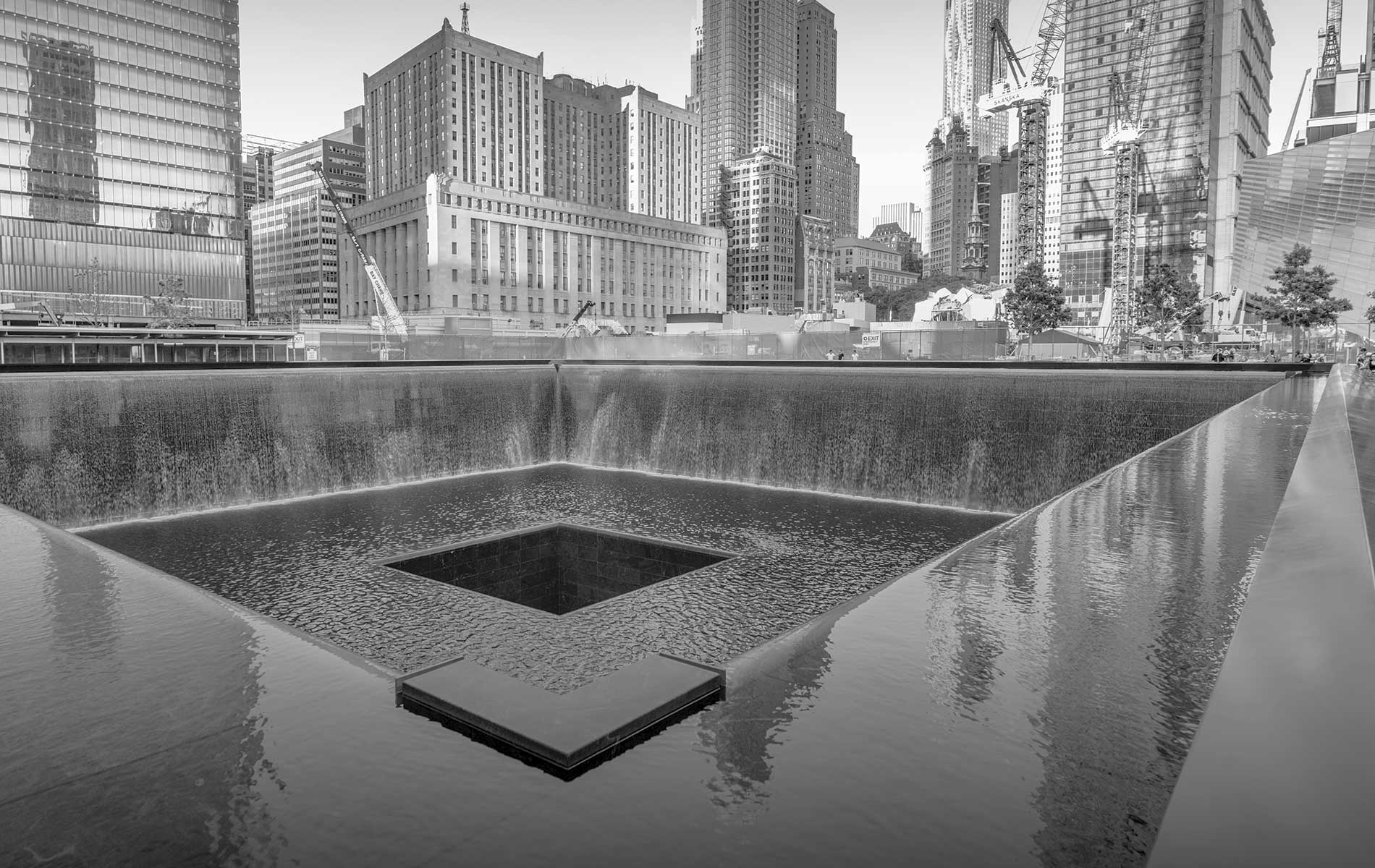 September 11 World Trade Center Memorial