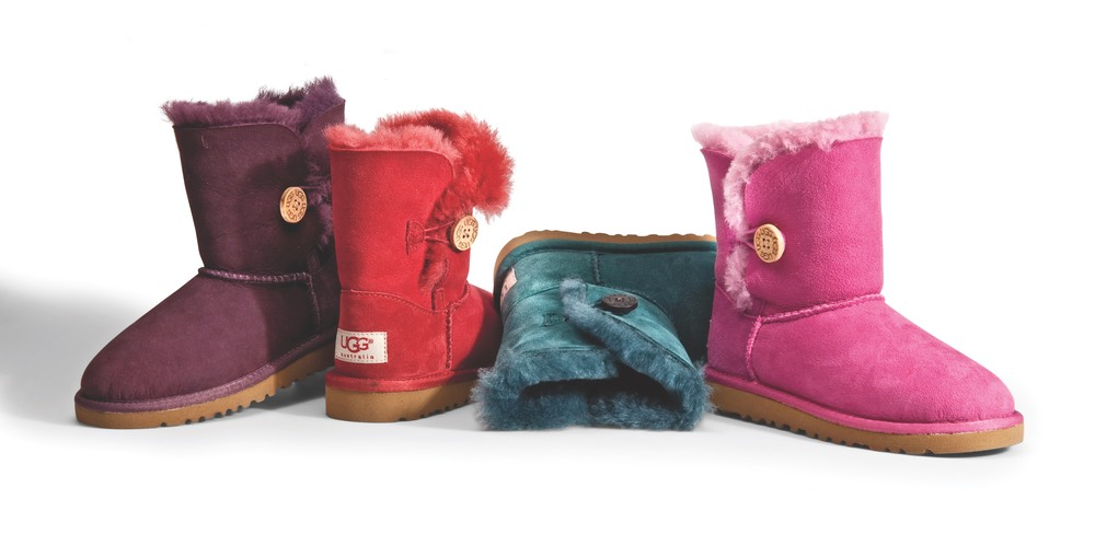 Ugg Kid's Bailey Button Boots