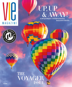VIE Magazine - The Voyager Issue - June 2017