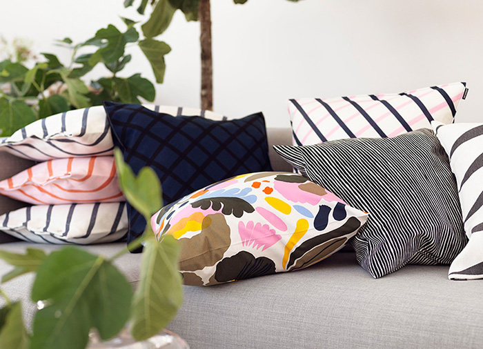 Marimekko Home Collection and textiles