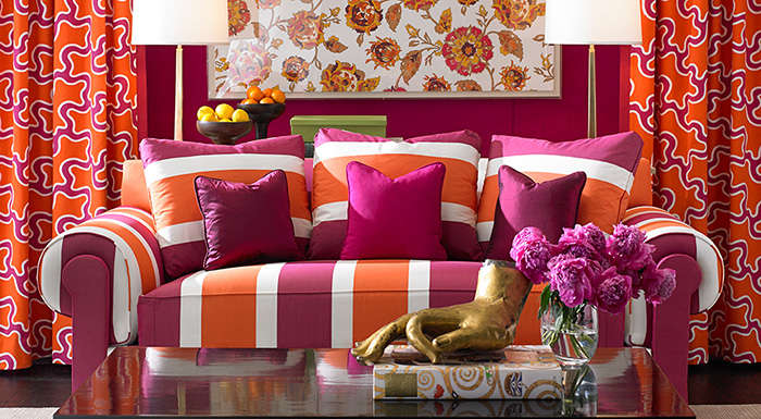 Diane Von Furstenberg Home Collection for Kravet