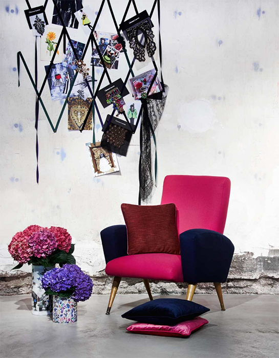 Christian Lacroix Home Collection 2017 furniture