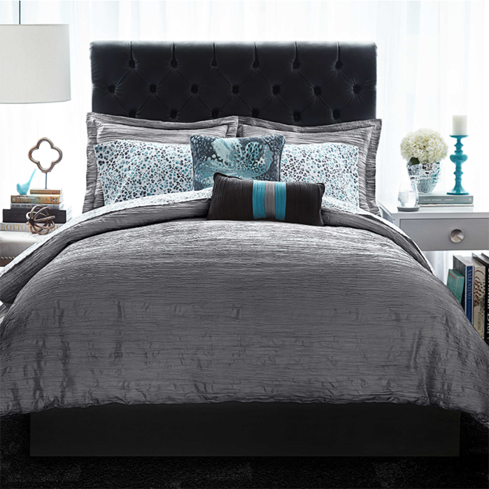 Christian Siriano for Bed Bath and Beyond Relaxed Crinkle Bedding