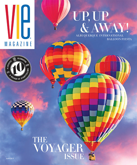 VIE magazine's 2017 Voyager issue