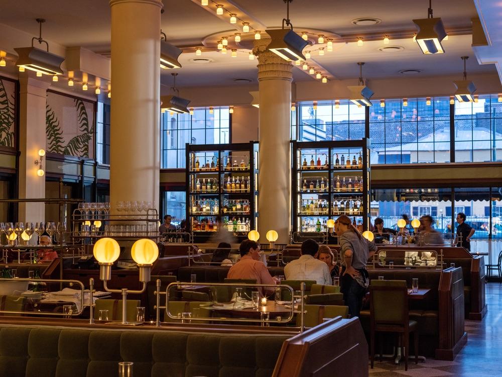 Vie Magazine Ace Hotel restaurant