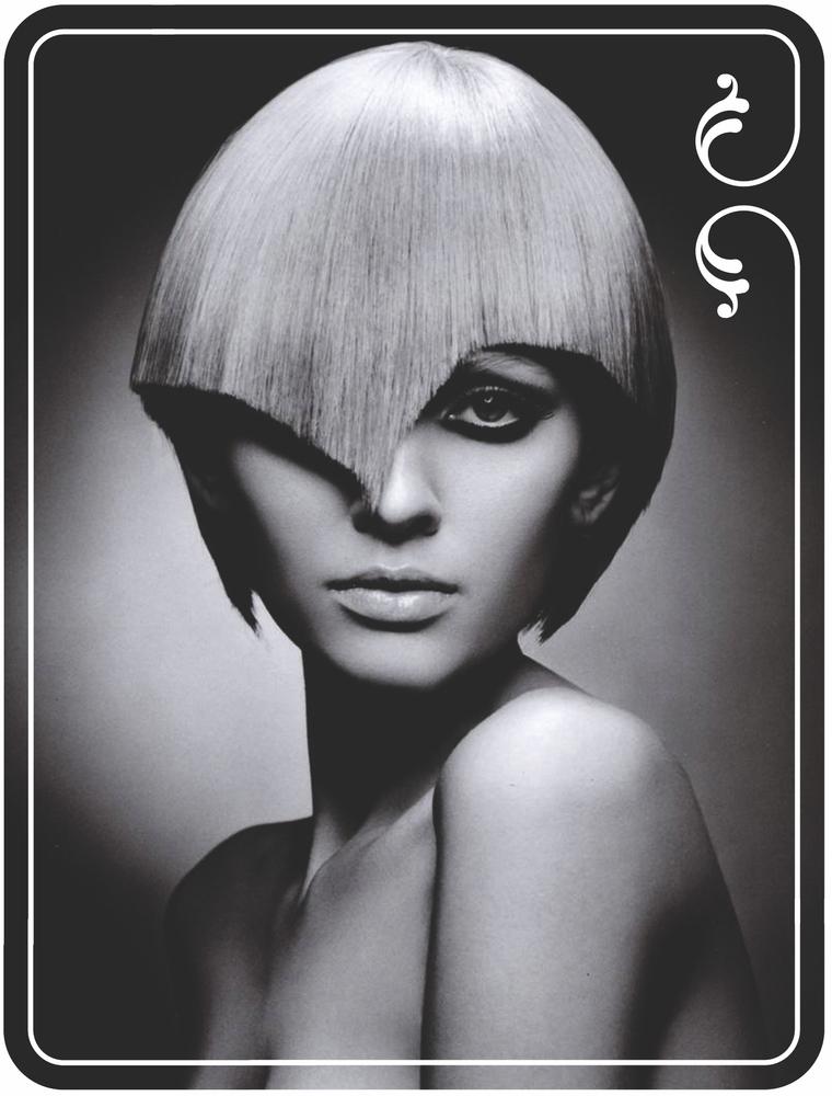 woman; hair; model