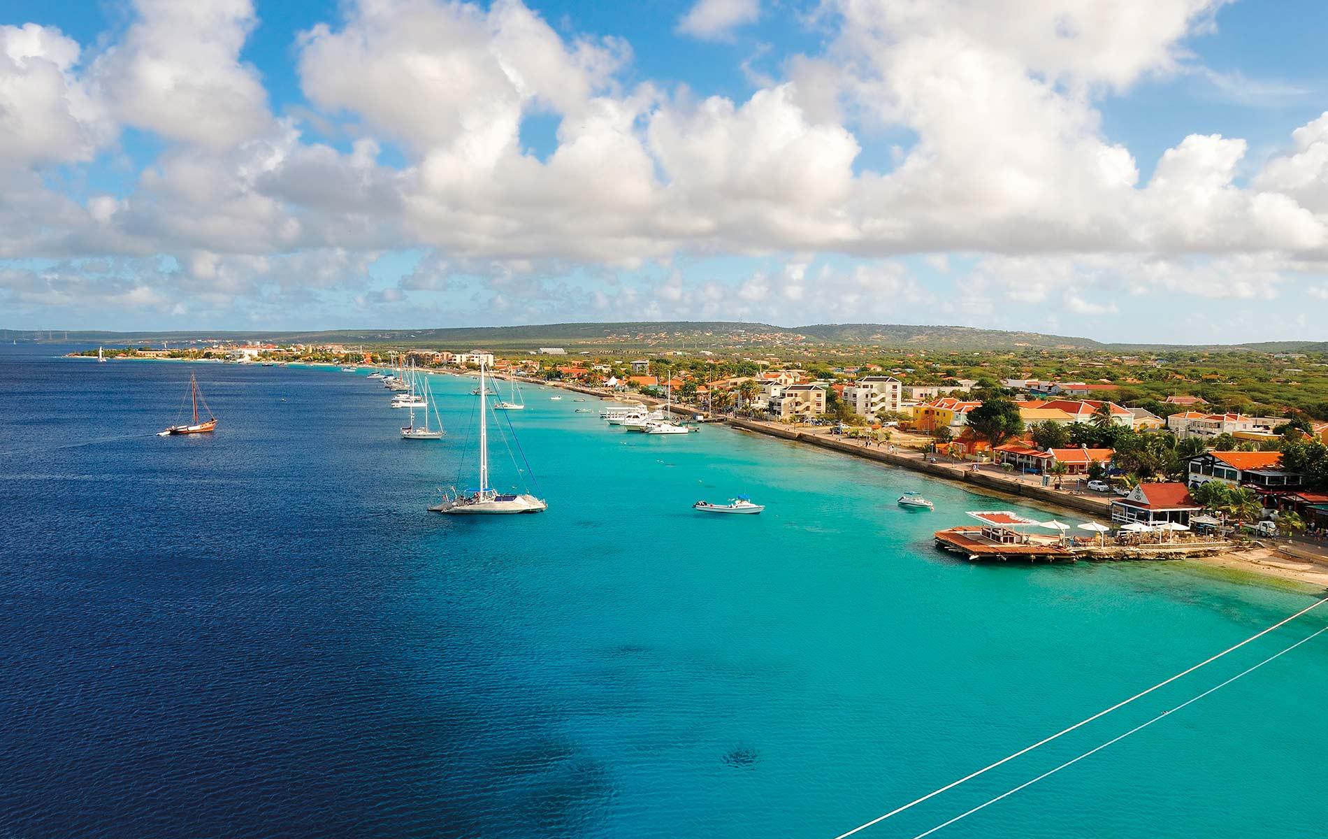Vie Magazine Bonaire scenic view
