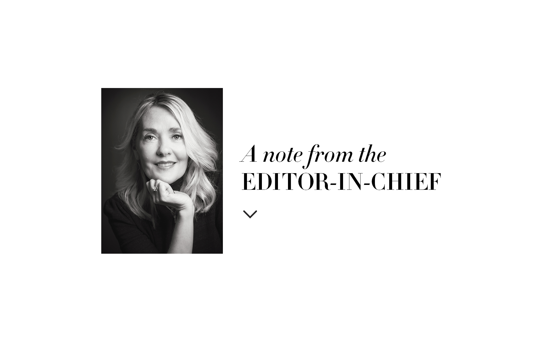 Lisa Burwell, Editor in Chief and Publisher, VIE Magazine