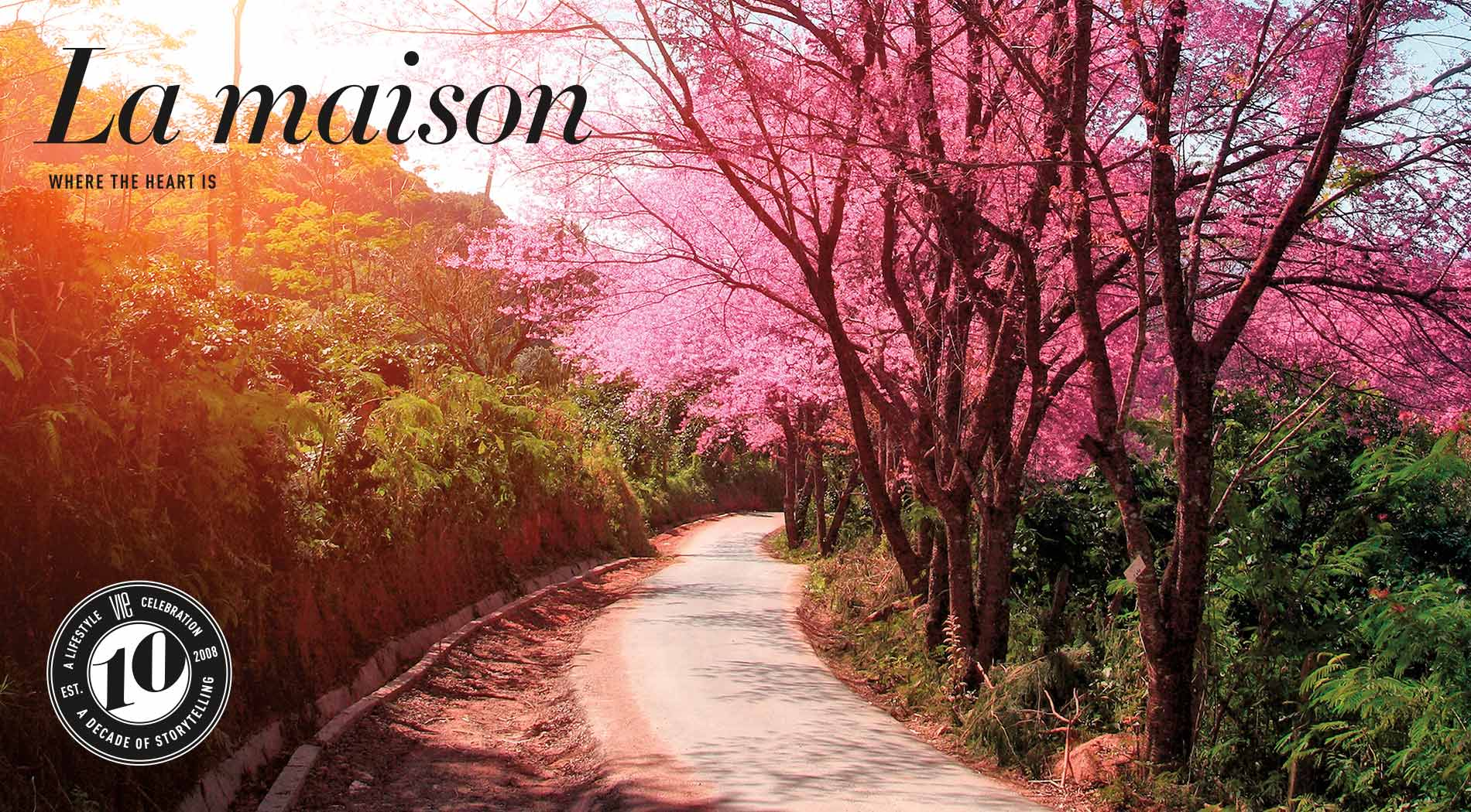 VIE Magazine - The Voyager Issue - June 2017 - La Maison