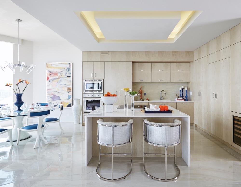 kitchen; interior decorating