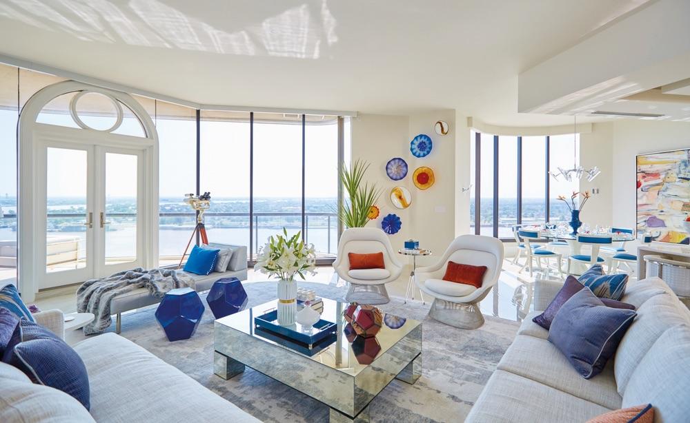 living room; interior decorating