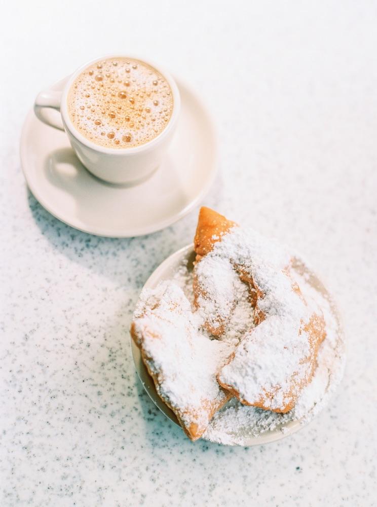 Cafe Du Monde; New Orleans; Beignets