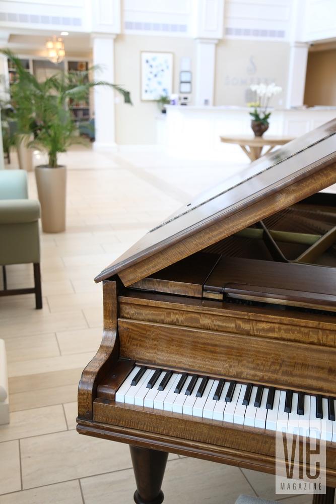 Somerby; Santa Rosa Beach; piano