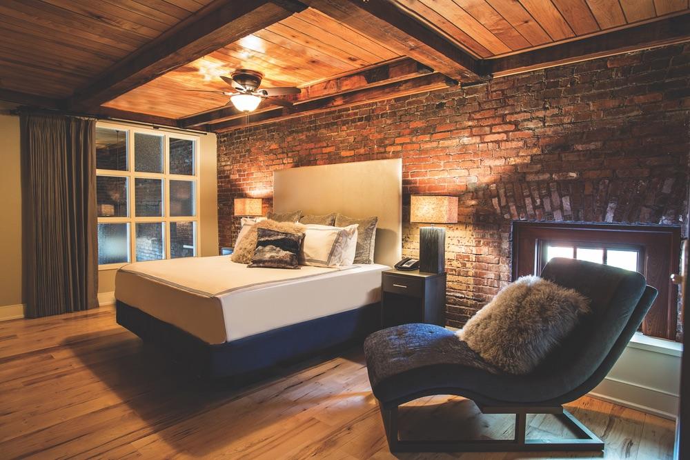 The Restoration Hotel in Charleston, SC