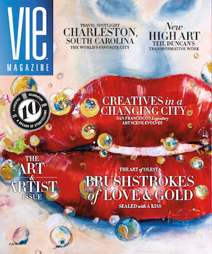 VIE Magazine - July 2017 - Art & Artist Issue