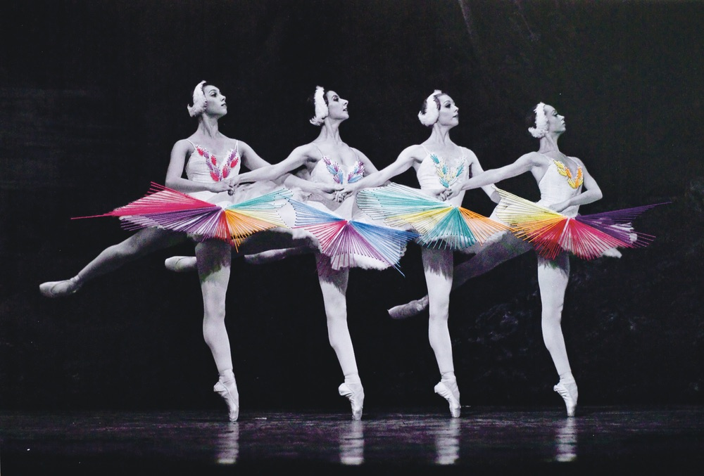 Jose Romussi Dance Pa de quatre
