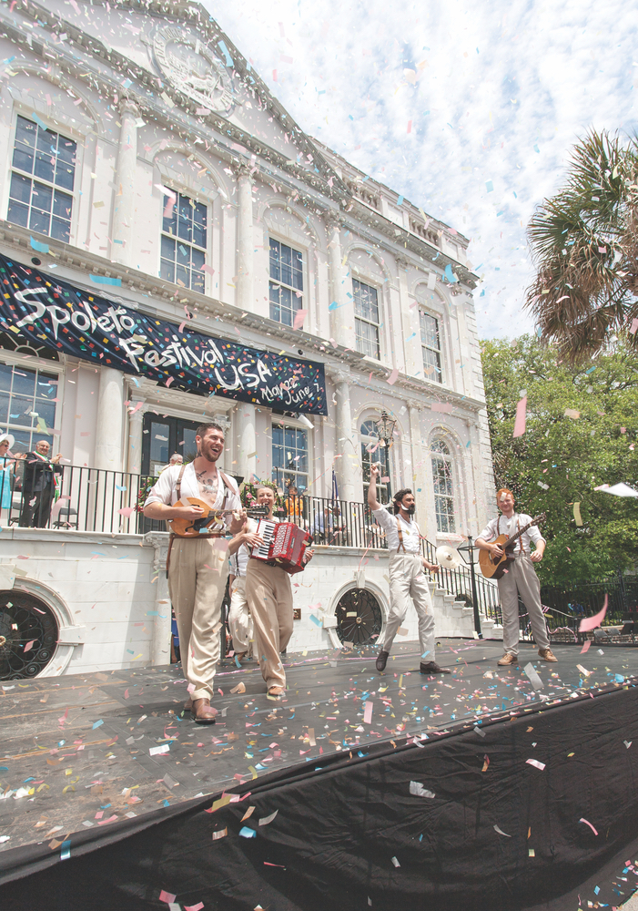 Charleston, South Carolina; Spoleto Festival
