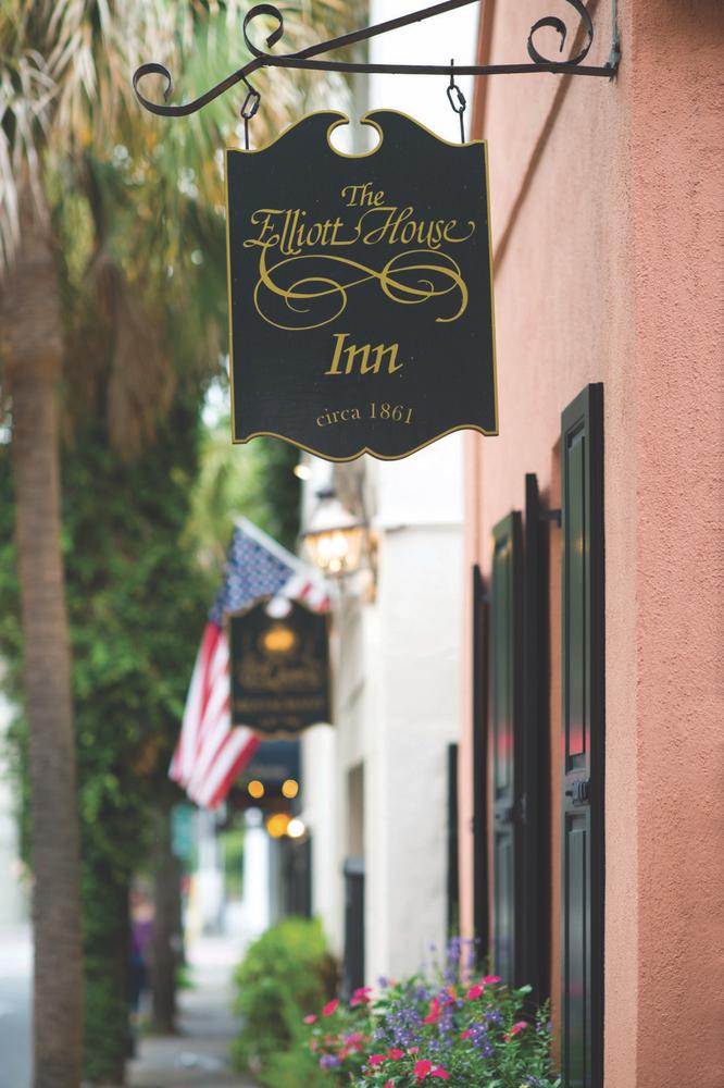 Charleston, South Carolina; Elliott House Inn